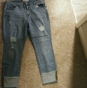 18w blue jeans